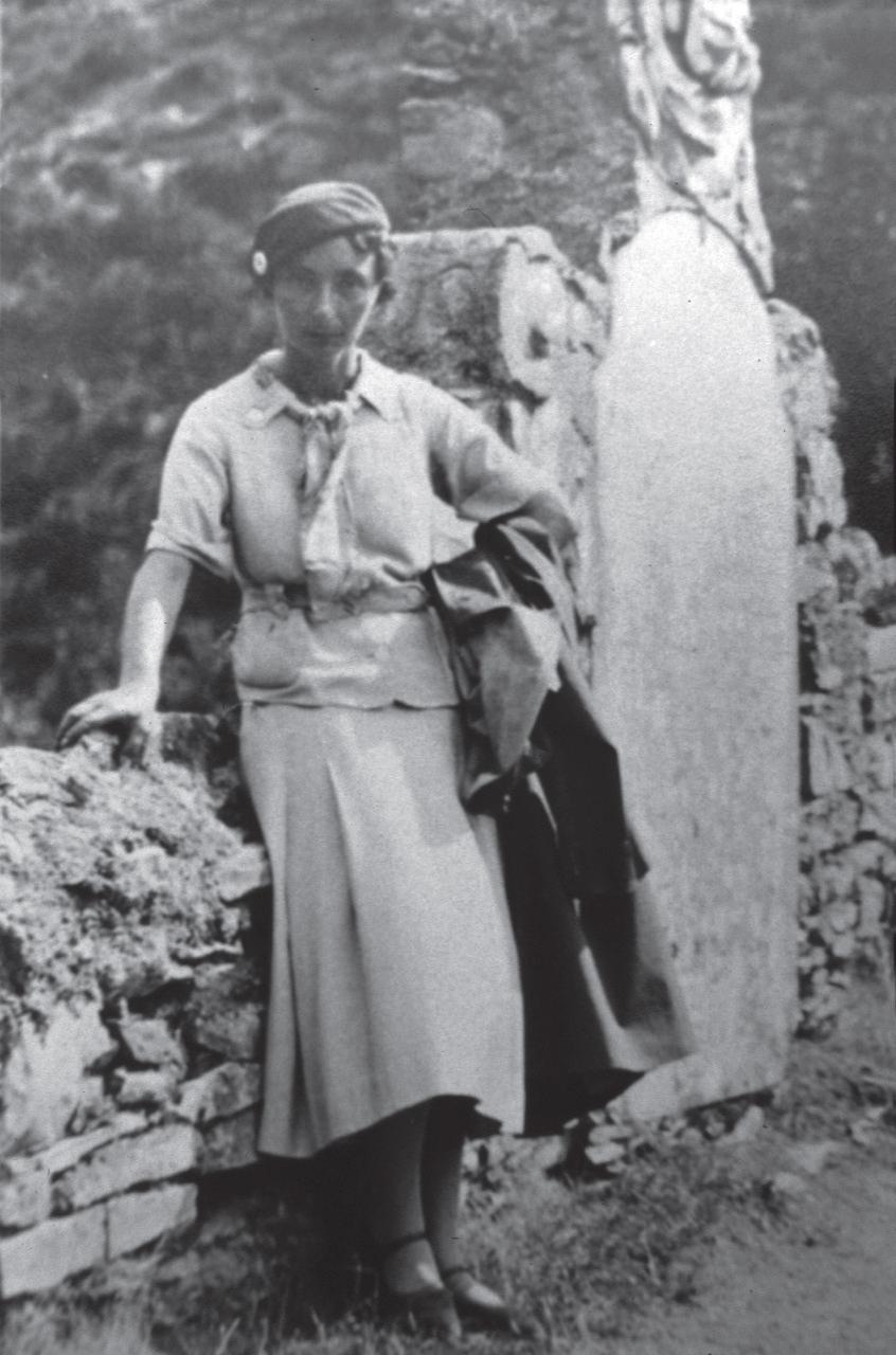 Silvia Zenari, anni '30